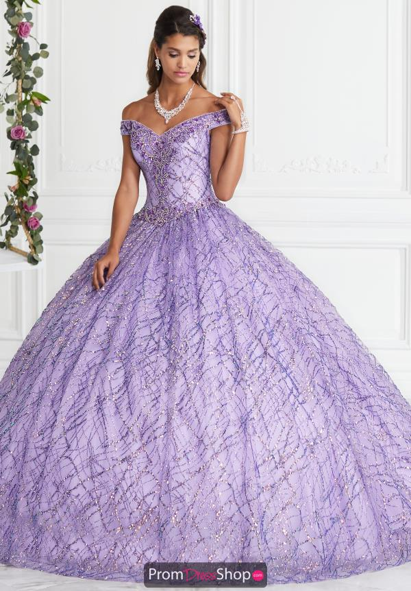 Tiffany Beaded Ball Gown Quinceanera Gown 26944