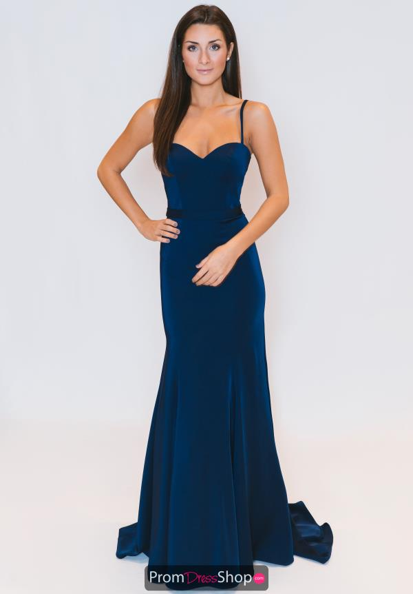 Ultra Chic Strapless Dave and Johnny Style A5223
