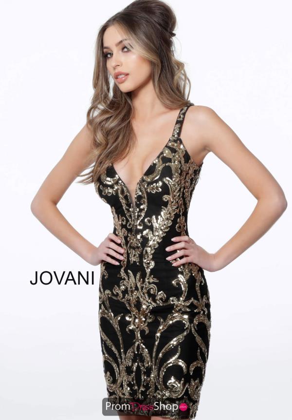 4bfe766ba356e Jovani Short Beaded Fitted Dress 2667