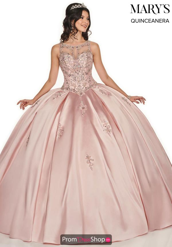 Mary's Beaded Ball Gown MQ2078