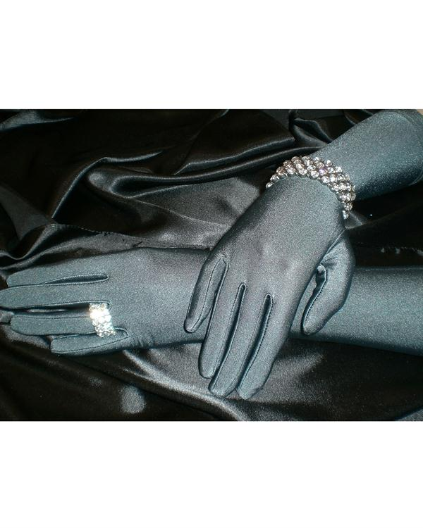 Stunning Matte Charcoal Gloves