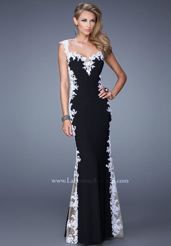 Fashion Foward La Femme Dress 20895