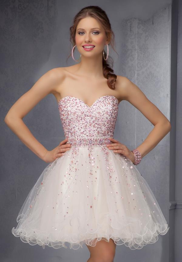 4020804dbb0 Mori Lee Sticks   Stones Dress 9286