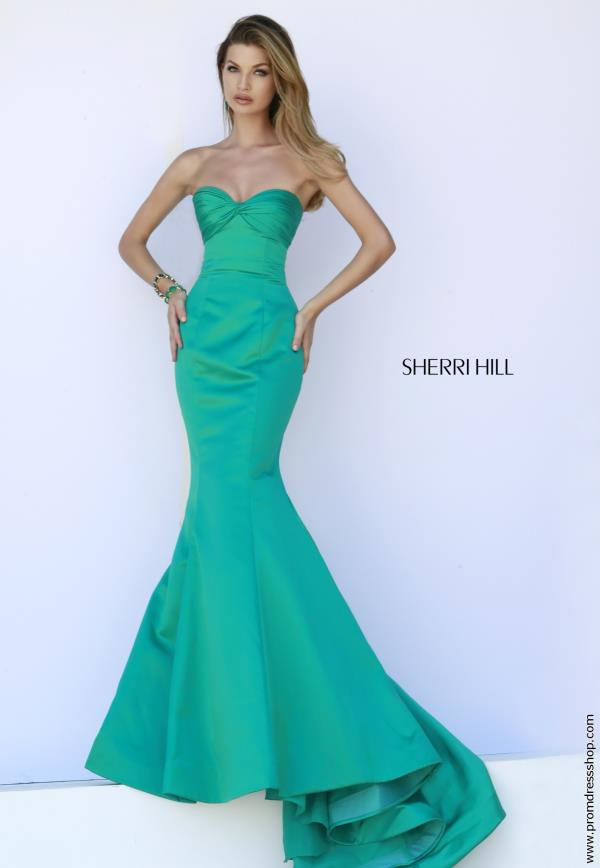 Sherri Hill Sweetheart Neckline Mermaid Dress 32072
