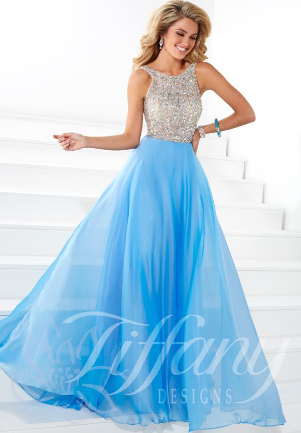 Tiffany Dress 16083 | PromDressShop.com