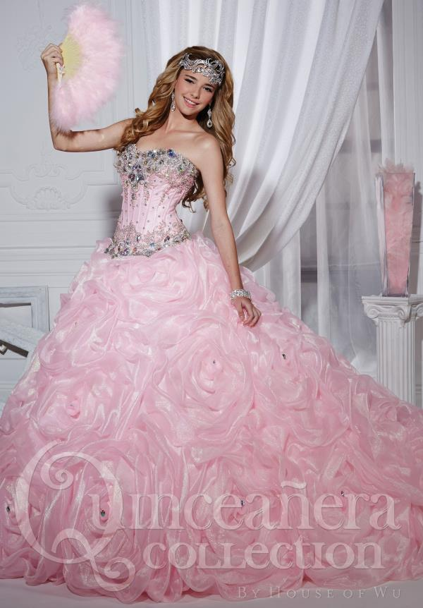 Tiffany Quince Ball Gown Dress 26732
