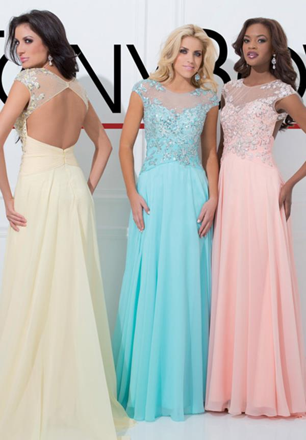 Evenings by Mon Cheri 114L13 at Prom Dress Shop