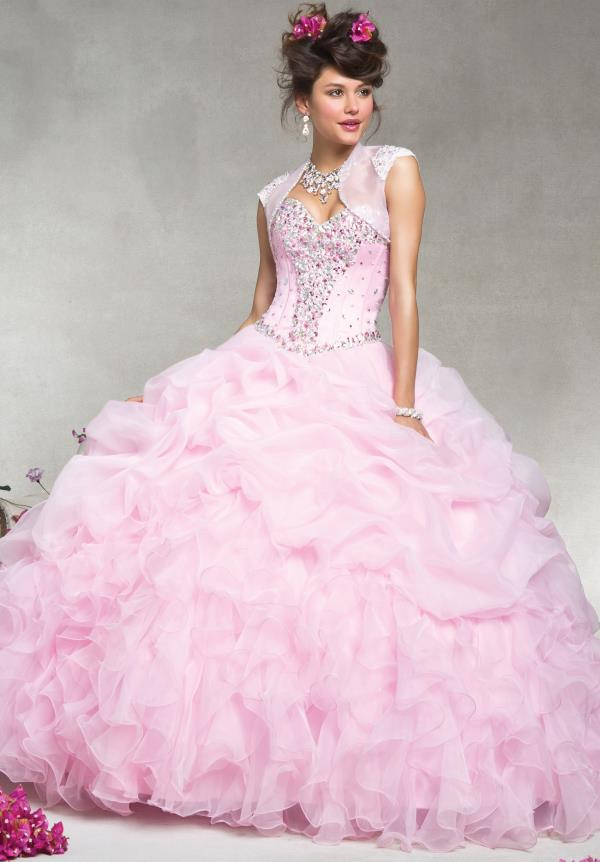 Vizcaya Corset Ball Gown 88062 Dress