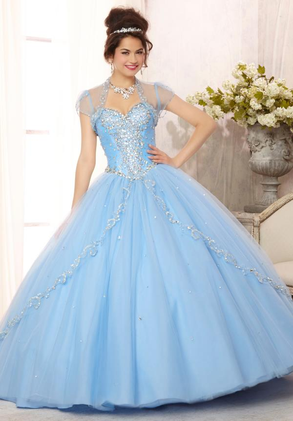Vizcaya Quinceanera Ball Gown Dress 88088