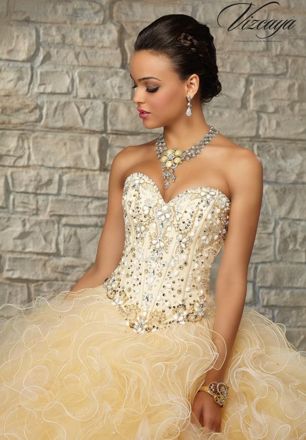 Vizcaya Quinceanera Dress 89024