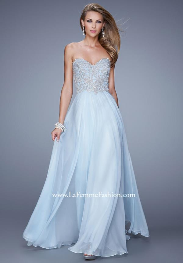 Gorgeous Sweetheart La Femme Dress 20888