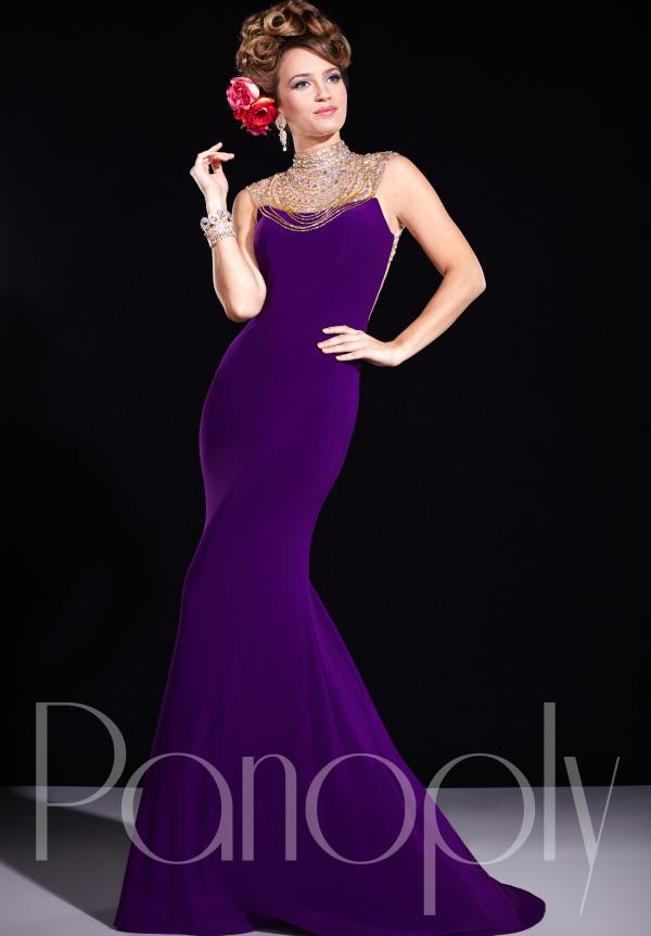 Panoply Jersey Fitted Dress 14673