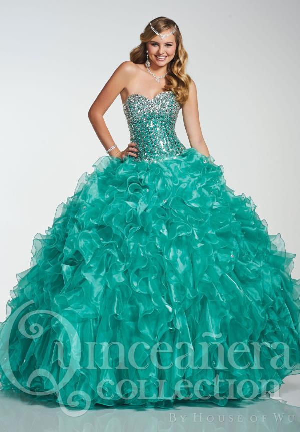 Quince Corset Beaded Dress 26755