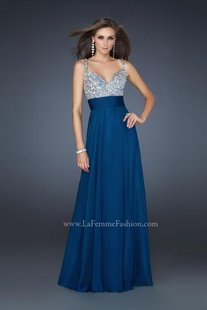 La Femme Dress 16802 At The Prom Dress Shop