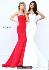 Red and Ivory