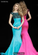 Black/Turquoise and Black/Fuchsia