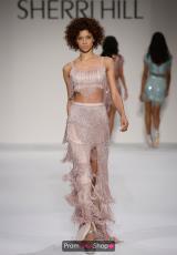 5c6d691743 ... Designers · Sherri Hill  15552081. Gold  Gold  Pink