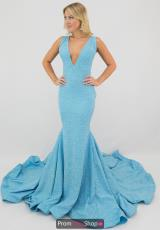 2feca7b5b8d Wine. 1 of 11. Jovani Long Fitted Dress 47075