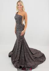 5d2a6acfe9 Home · Dresses · Designers · Jovani  12867650. Mauve  Black Multi  Mauve ...