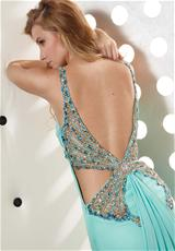 Jasz Couture 4332.  Available in Lime, Mint