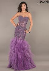 Jovani 1267.  Available in Beige, Blush, Purple