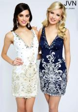 Ivory and Navy