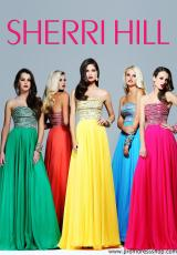 Emerald, Orange, Yellow, Light Blue, and Fuchsia