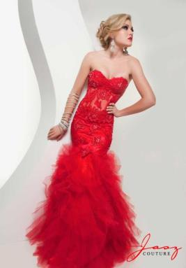 Jasz Couture Dress 4920