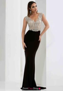 Jasz Couture Dress 5634