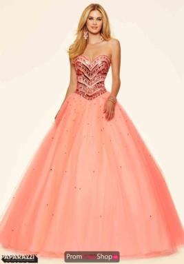 Mori Lee Dress 98003