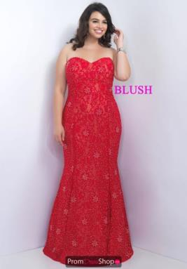 Blush Too Dress 11110W