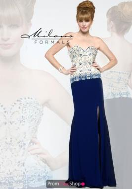 Milano Formals Dress E1850