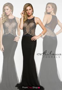 Milano Formals Dress E1920