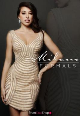 Milano Formals Dress E1972