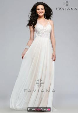 Faviana Dress 7717