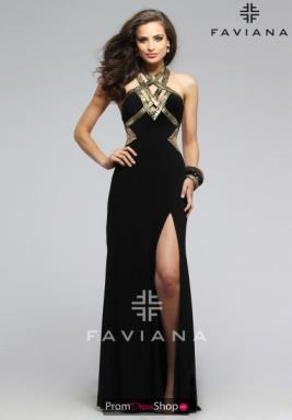 Faviana Dress 7735