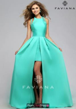 Faviana Dress 7752
