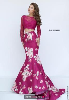 Sherri Hill Dress 50488