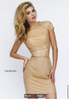 Sherri Hill Short Dress 32268