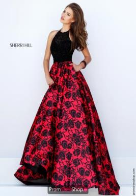 Sherri Hill Dress 50245