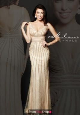 Milano Formals Dress E1970
