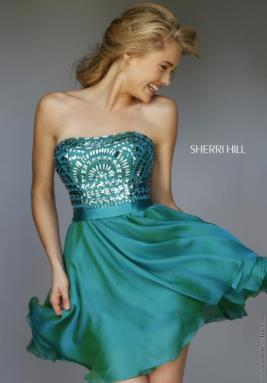 Sherri Hill Short Dress 1961