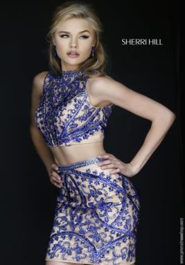Sherri Hill Short Dress 1969