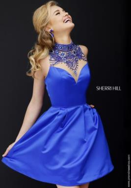 Sherri Hill Short Dress 32288