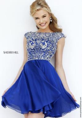 Sherri Hill Short Dress 32320
