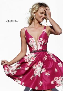 Sherri Hill Short Dress 32321