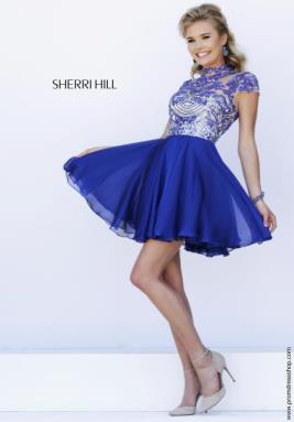 Sherri Hill Short Dress 1938