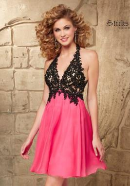 Morilee Sticks & Stones Dress 9347