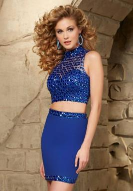 Morilee Sticks & Stones Dress 9355