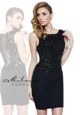 Milano Formals Dress E1890